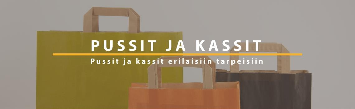PUSSIT JA KASSIT