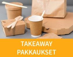 Takeaway pakkaukset